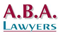 A.B.A Lawyers Logo